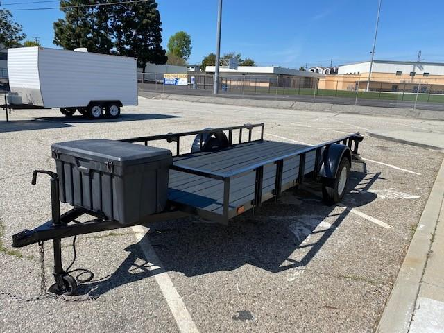 2004 ASV 6' x 14' Utility/Motorcycle/Side by Side Trailer
