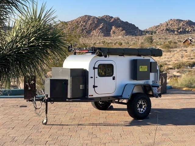 2014 Moby1 XTR Adventure Teardrop Trailer