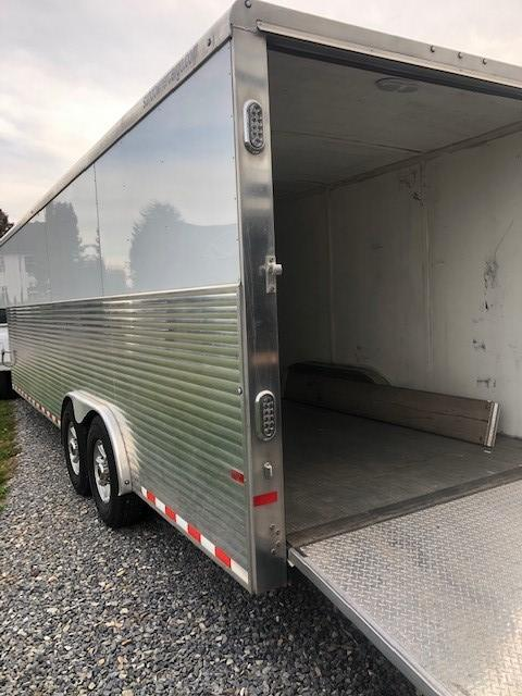 2017 Sundowner Trailers Sunlite 8 x 32 Enclosed Cargo Trailer
