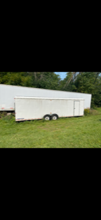 2012 Sure-Trac 8.5 x 26 Enclosed Cargo Trailer