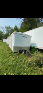 2012 Sure-Trac 8.5 x 26 Enclosed Cargo Trailer