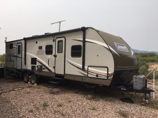 2016 Dutchmen Coleman Lite Series 3015 Bunk House