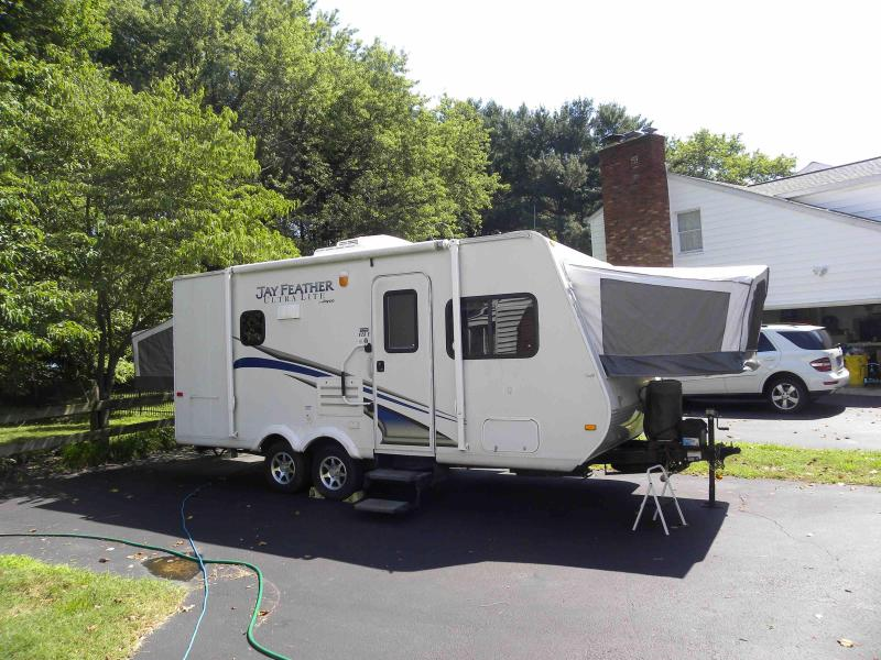 2012 Jayco Jay Feather Ultra LITE X20E Travel / Camping Trailer