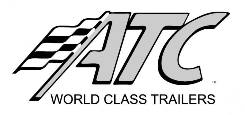 2018 ATC Quest MC300 7.5 x 14 Enclosed Motorcycle Trailer
