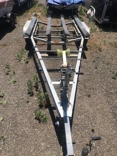2011 Venture 23' Tandem Axle Aluminum Boat Trailer