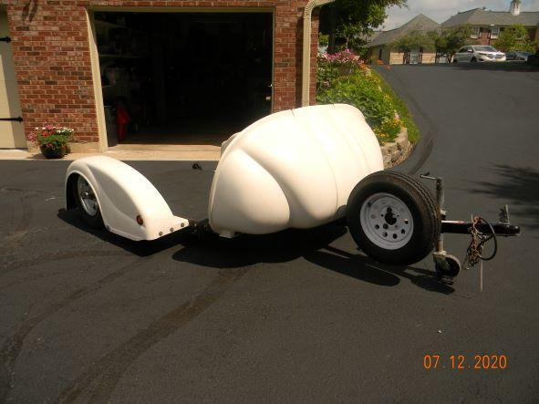 2011 Ultimate OHT3 Motorcycle Trailer
