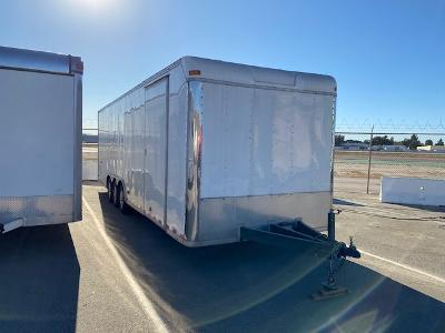 2011 Pace American 8.5 x 28 Enclosed Car Trailer
