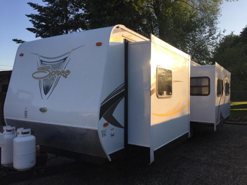 2013 Kz Spree M-321RKS Travel Trailer RV