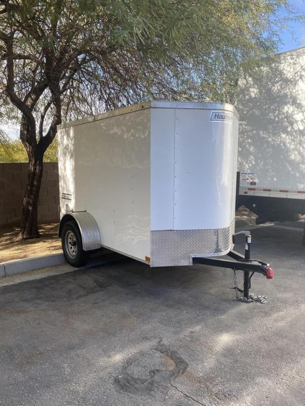 2020 Haulmark Passport 5 x 8 Enclosed Cargo Trailer