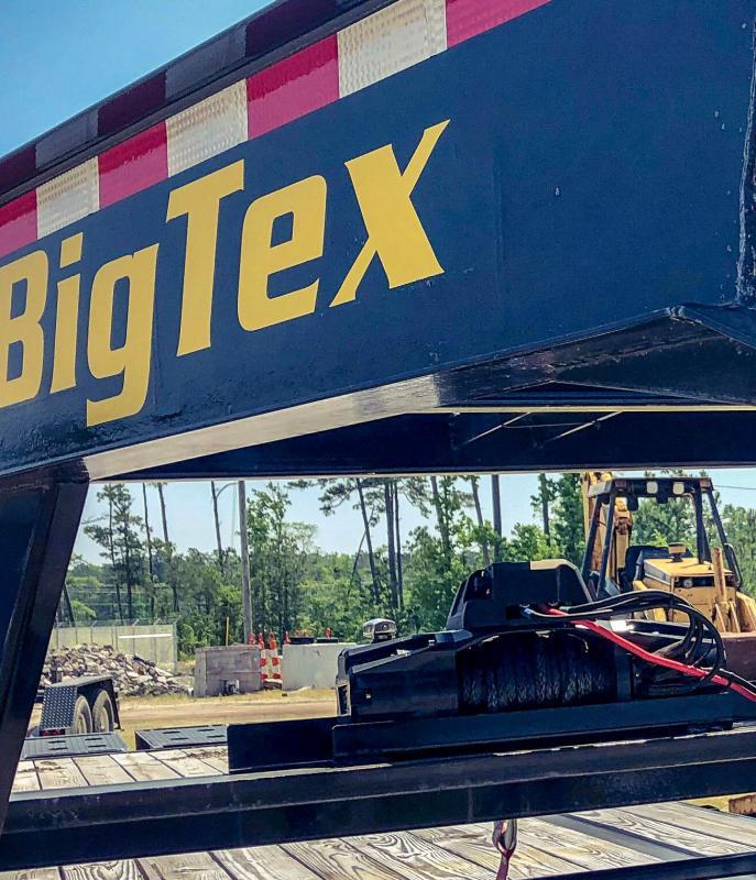 2020 Big Tex 16K Gooseneck Trailer