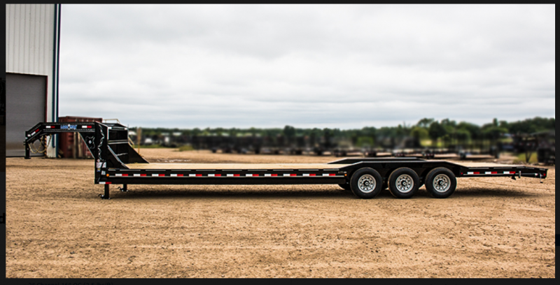 "2021 Load Trail 102"" X 44' Gooseneck Trailer"