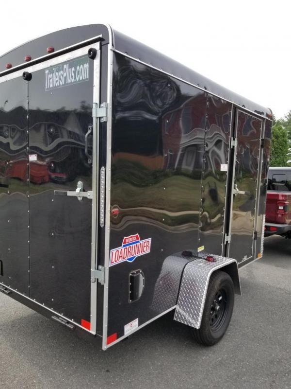 2021 Interstate Load Runner 6 x 10 Enclosed Cargo Trailer