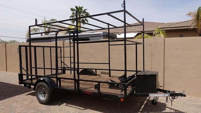 2021 Echo Advantage 6.4 x 12 Motorcycle / ATV / Tent / Camping Utility