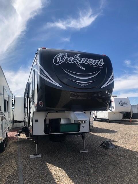 2016 Heartland Oakmont 375QB Fifth Wheel RV