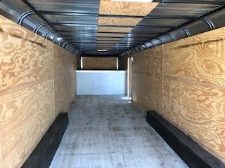 2014 Cargo Craft 40' Enclosed Gooseneck