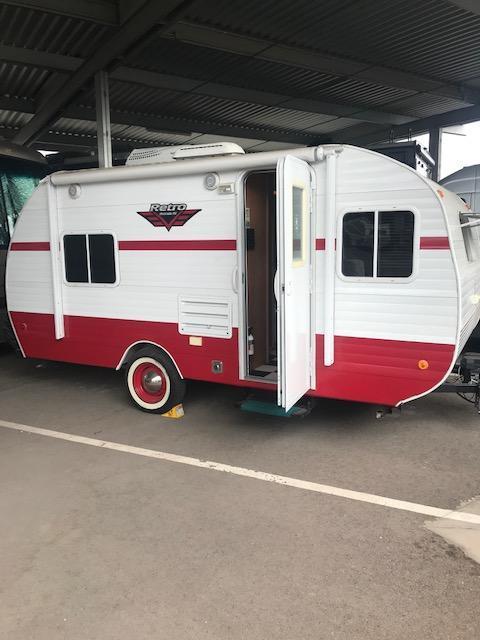 2019 Riverside RV 177FK Camping Trailer