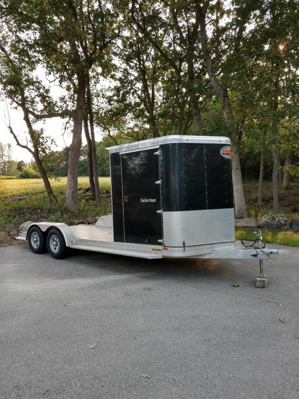 2018 Sundowner Outdoorsman Utility / UTV Trailer