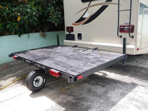 2015 Swivelwheel 58 Motorcycle/Golf Cart/ATV Carrier