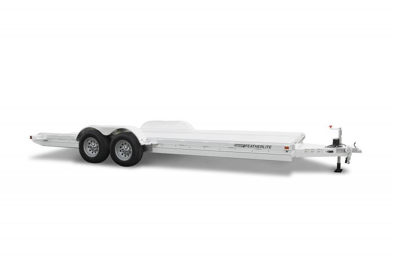 2021 Featherlite 20' Open Car Hauler / Construction / Lanscape / Equipment Trailer