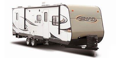 2014 Forest River Stealth Evo 2750 Travel Trailer