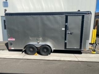 2021 Interstate ILRD716TA2 Enclosed Cargo Trailer