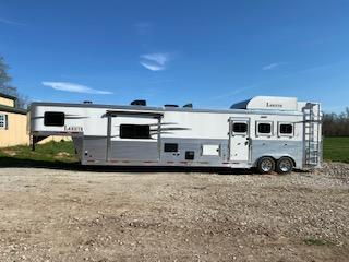 2019 Lakota Charger 3 Horse Trailer w/ 15' Living Quarters