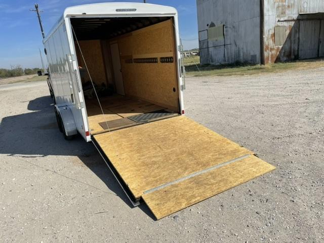 2021 Wells Cargo Road Force 7 x 16 Enclosed Cargo Trailer