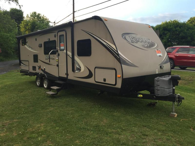 2012 Dutchmen Kodiak 315 Travel Trailer