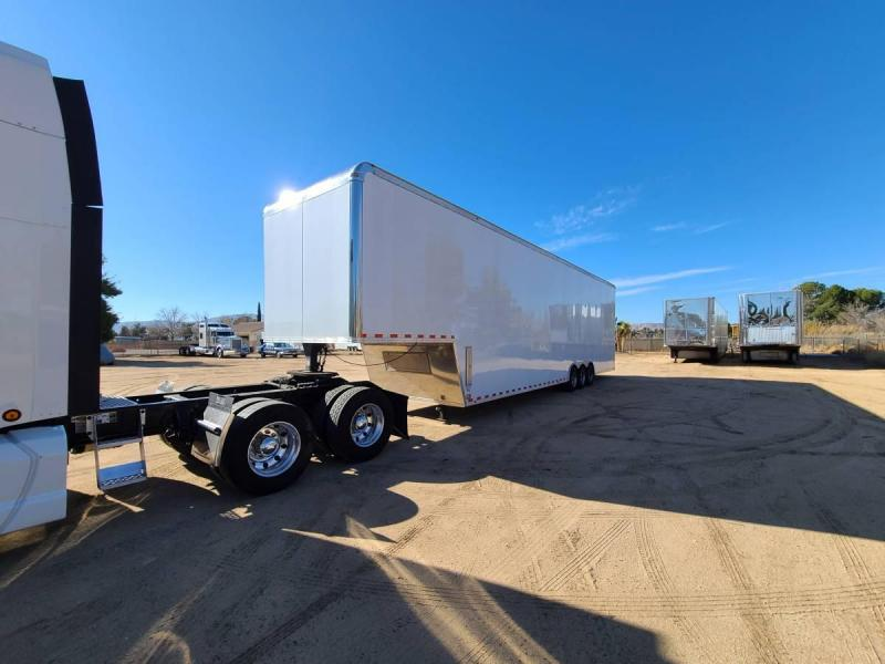 2015 RC Trailers 8' x 48' Custom 4 Car Stacker