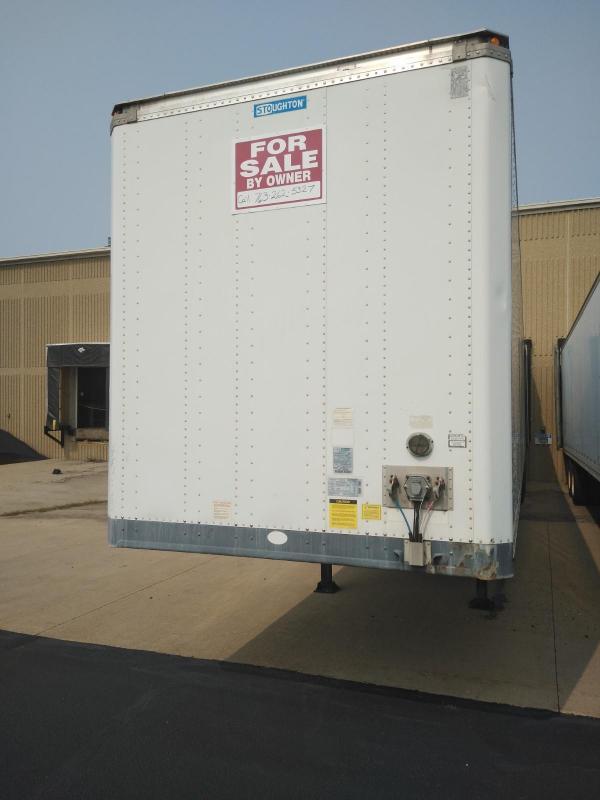 2006 Stoughton AVW-535T-S-C-AR Dry Van