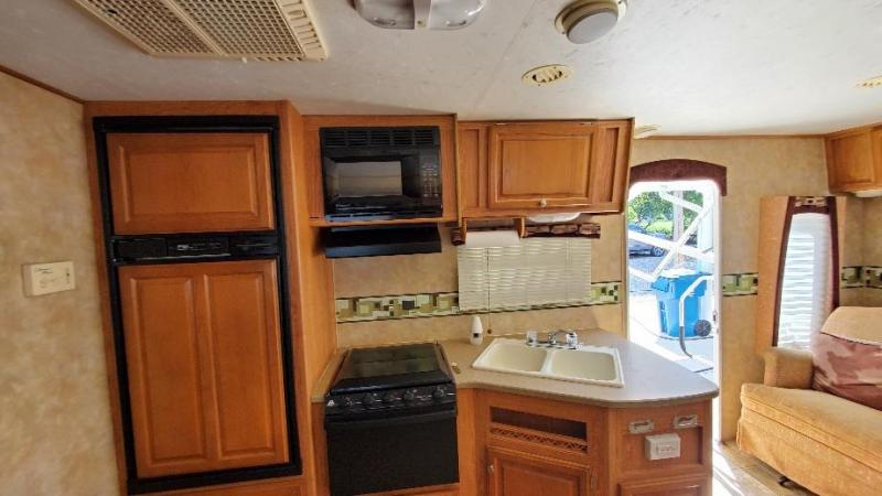 2008 Jayco Jay Feather LGT 29 D Travel Trailer