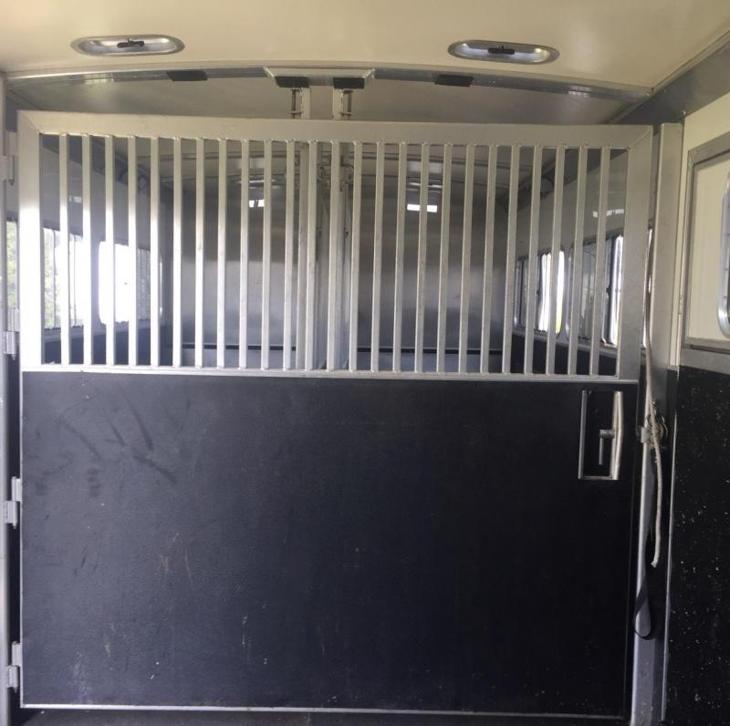2012 Cimarron Horse Trailer w/ Convertible Stalls - Up to 8 Horses