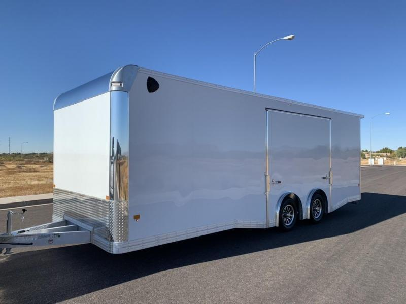 2021 Mission EZ Hauler 8.5 x 24 Enclosed Trailer