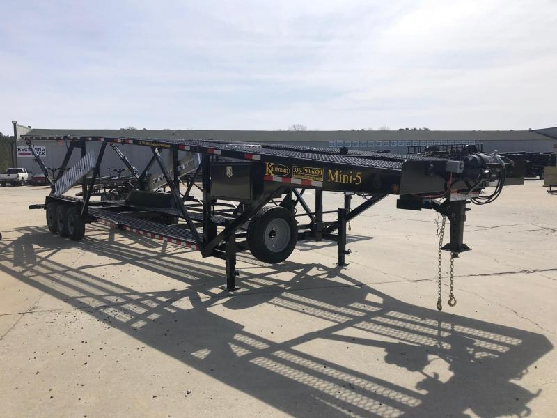2019 Kaufman Mini 5 Double Deck Car Hauler