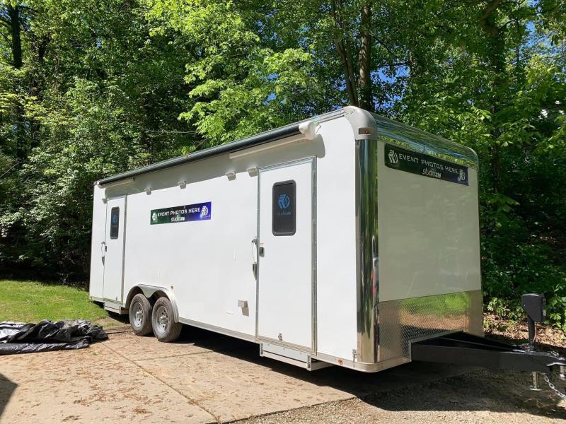 2020 Millennium 8' x 24' Custom Built Enclosed Cargo Trailer