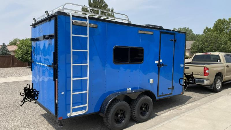 2019 Cargo Craft OFF ROAD Cargo Trailer with Moab Package