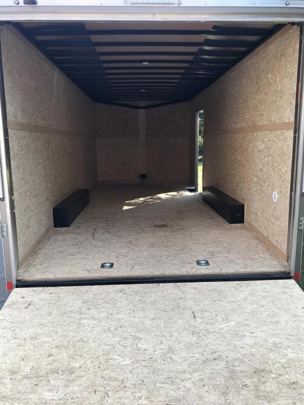 2019 Pace American Journey SE 8.5 x 20 10K Enclosed Crago Trailer