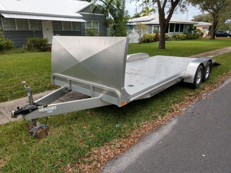 2016 ATC 7 x 20 Open Car Trailer