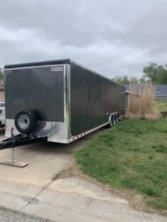 2020 Bravo 8' x 39' Enclosed Cargo Trailer