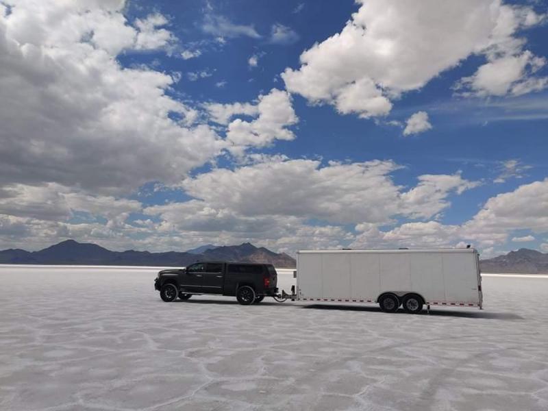 2007 Wells Cargo 8' x 28' Express Wagon - Custom Enclosed Cargo Trailer / Car Hauler