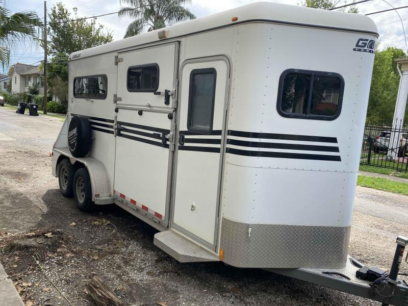 2009 Gore Trailers 2H Aluminum Deluxe Thoroughbred Horse Trailer