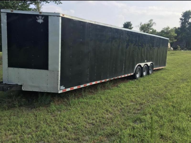 2020 Empire 35' Enclosed Cargo / Car Trailer