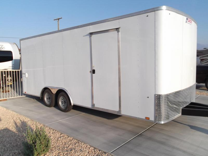 2021 Pace American 8.5 X 20 Enclosed Car Hauler