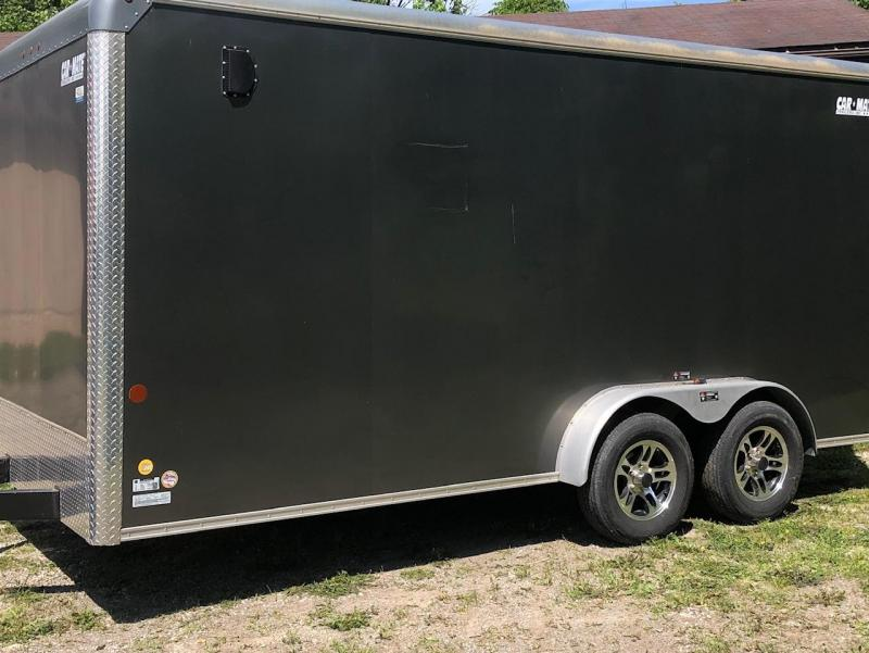 2018 Car Mate CM716CC-HD Enclosed Cargo Trailer