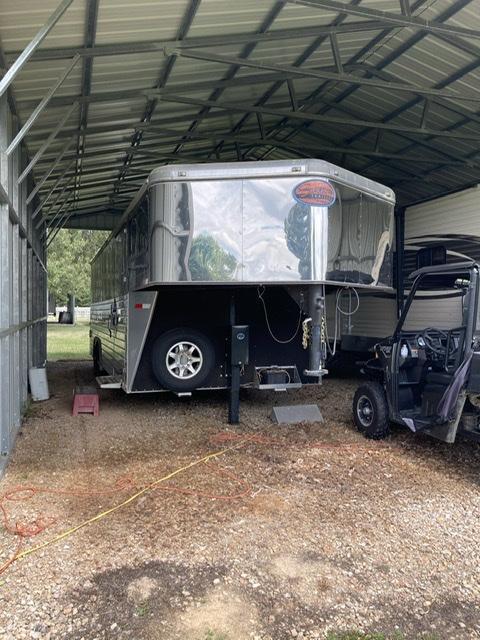 2015 Sundowner 8.5 x 24 Enclosed Car / Cargo Trailer