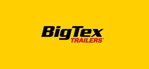 2014 Big Tex 20 ft. Equipment Trailer