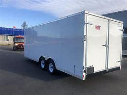2020 Rock Solid Cargo 8.5 X 20 CH-5200LB Enclosed Cargo Trailer