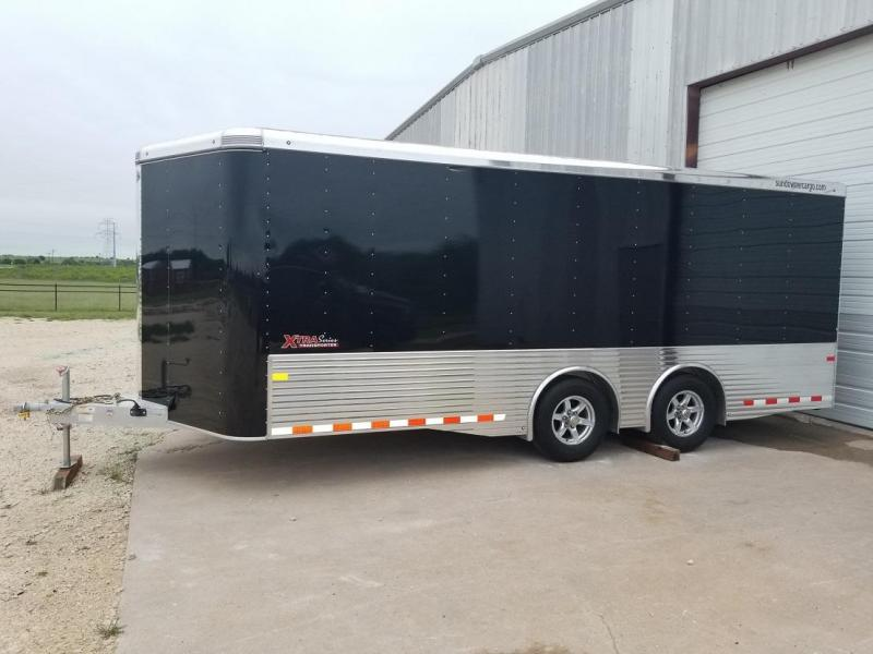 2019 Sundowner XTRA Series 8.5 x 22 Enclosed Car / Cargo / Toy Hauler