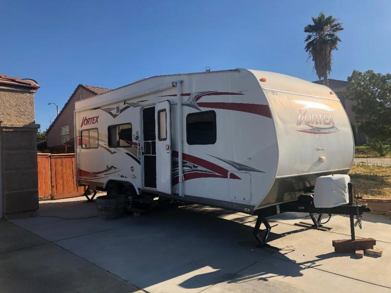 2011 MVP RV Vortex 21OFS Toy Hauler