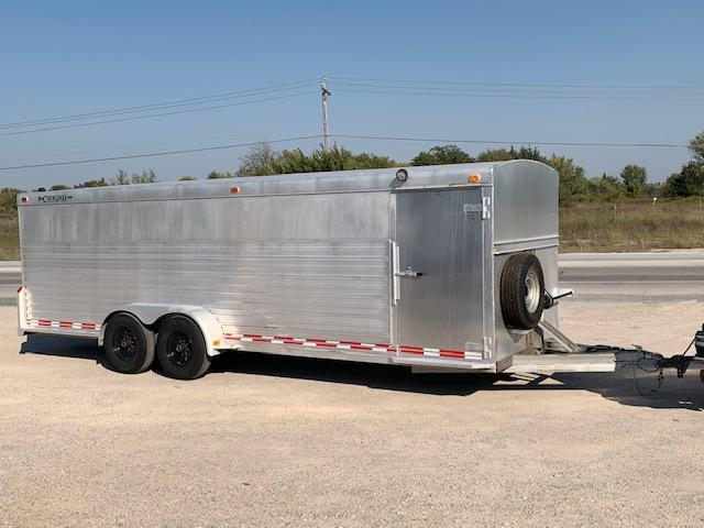 Cherokee 6 x 24 Heavy Duty Enclosed Cargo Trailer